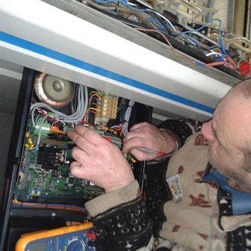 Servis elektronike i automatike grafičkih mašina