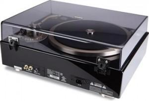 nova energija / gramofon sa pozlaćenim činčevima