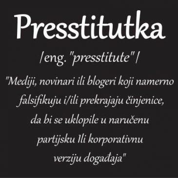 Presstitutka