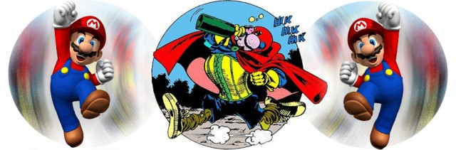 super-hik, super-mario, i super lepak