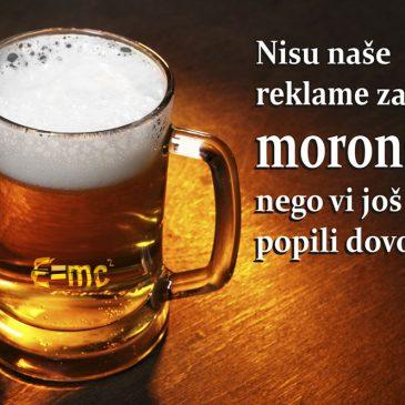 Reklame za pivo