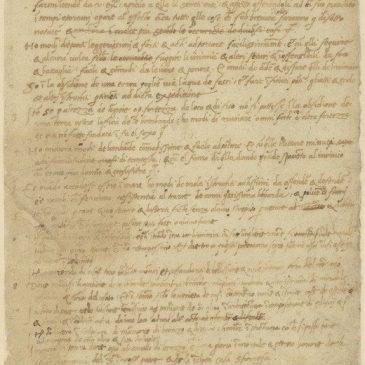 Leonardovo pismo Ludoviku Svorci